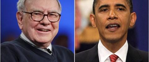 Obama milyarder Buffett ile akraba çıktı