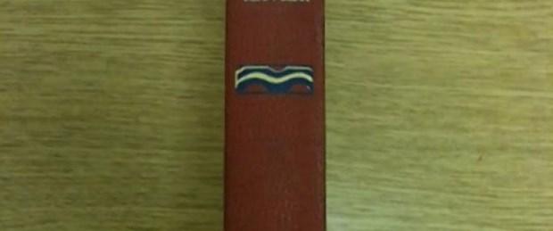 Ödünç kitap 55 sene sonra kütüphaneye döndü