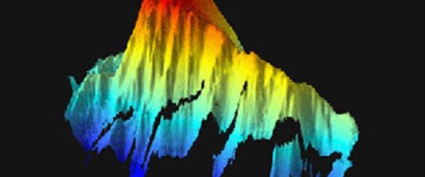 'Okyanusların yüzde 5'inde deniz dağları var'