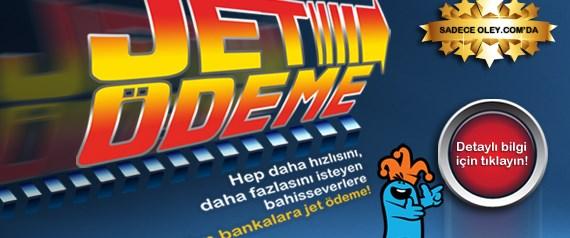 Oley.com'dan Jet Ödeme