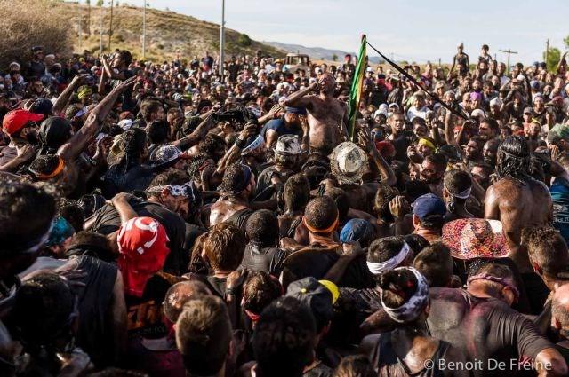 Cascamorras Festivali - İspanya