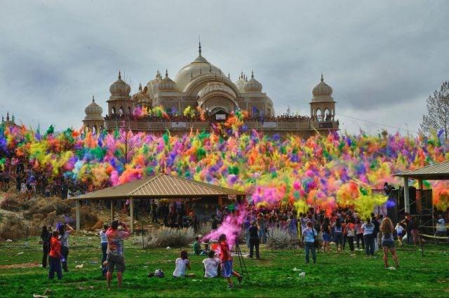 Holi (Renk Festivali)