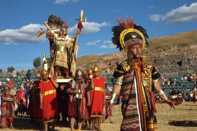 Inti Raymi (Güneş Festivali) - Peru