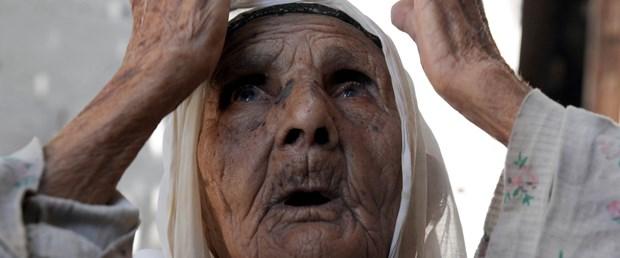 'Ölmeden önce Türkleri gördüm, çok şükür'