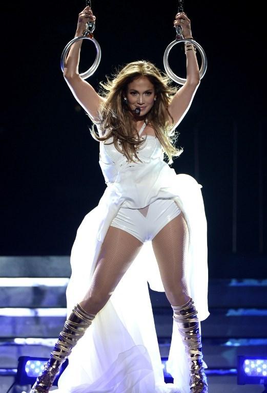 1. Jennifer Lopez