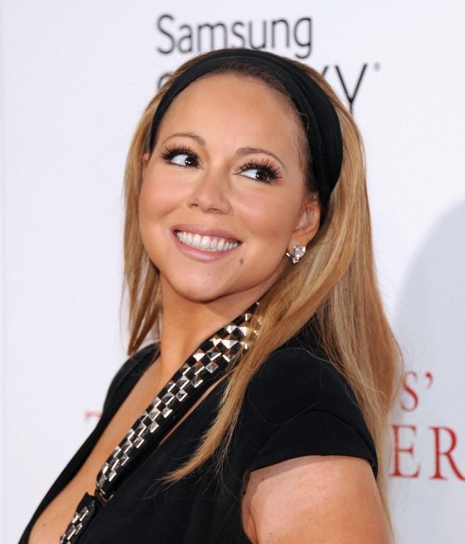 10. Mariah Carey