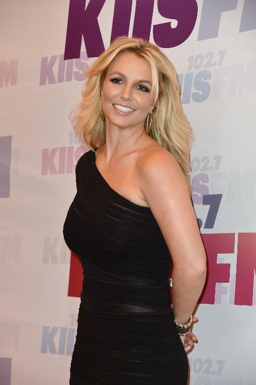 2. Britney Spears