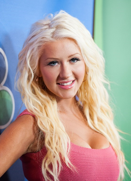 8. Christina Aguilera