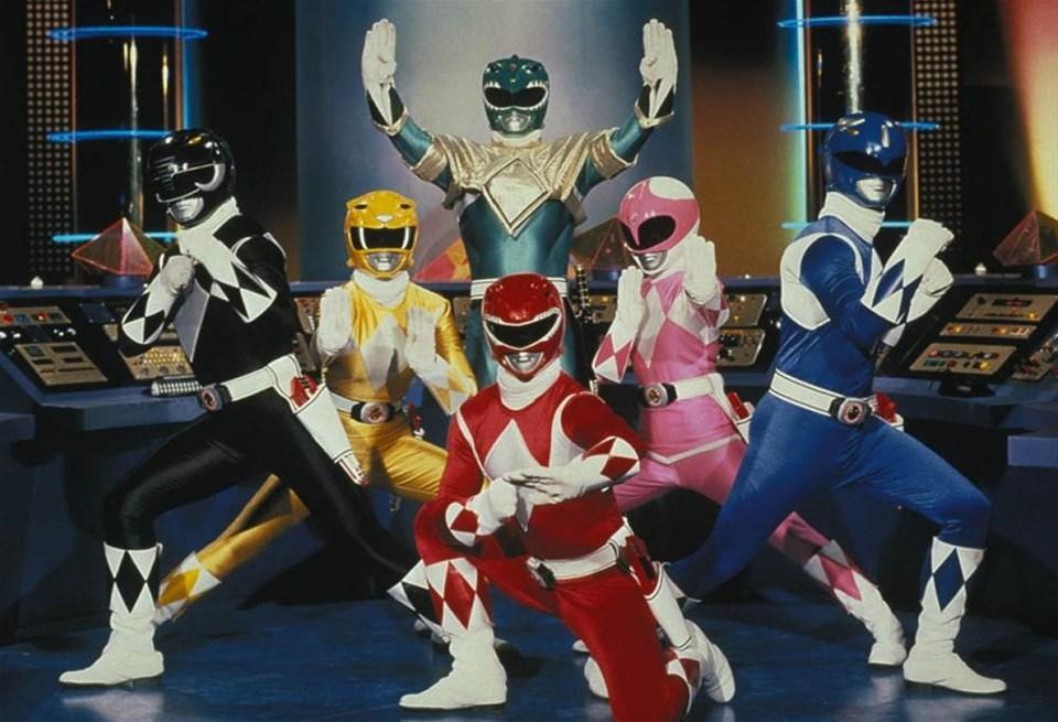 Power Rangers oyuncuları şimdi nerede?