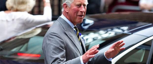 Prens Charles'ın taht için acelesi yok