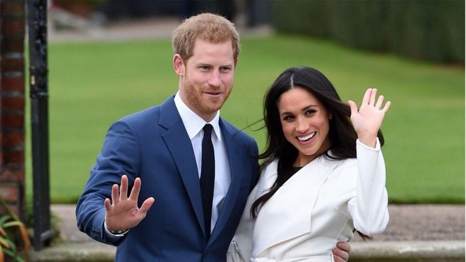 Meghan Markle, Prens Harry, İngiltere, Düğün, Servet, Dolar