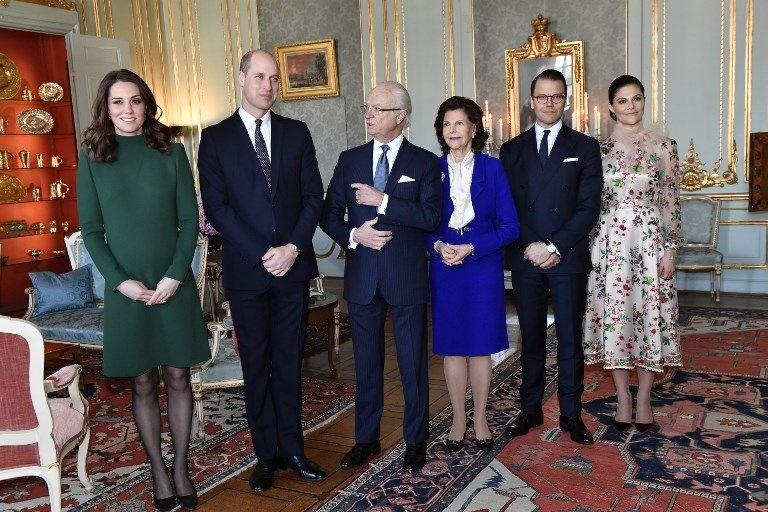 Kate Middleton, Dünya, İngiltere, Norveç, Moda