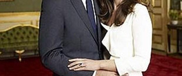 Prens William'ın nişan fotoğrafları