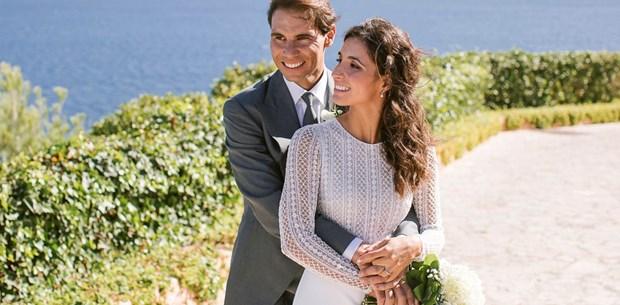 Rafael Nadal ile Maria Perello evlendi (14 yılın sonunda nikah)