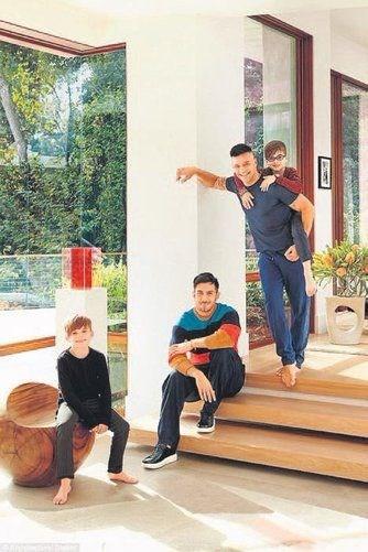 Ricky Martin, Jwan Yosef, evleniyor, düğün