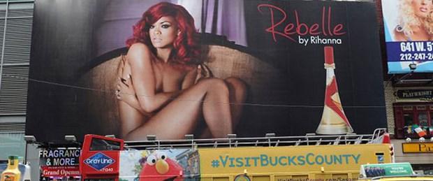 Rihanna dublör kullanmadığını kanıtladı