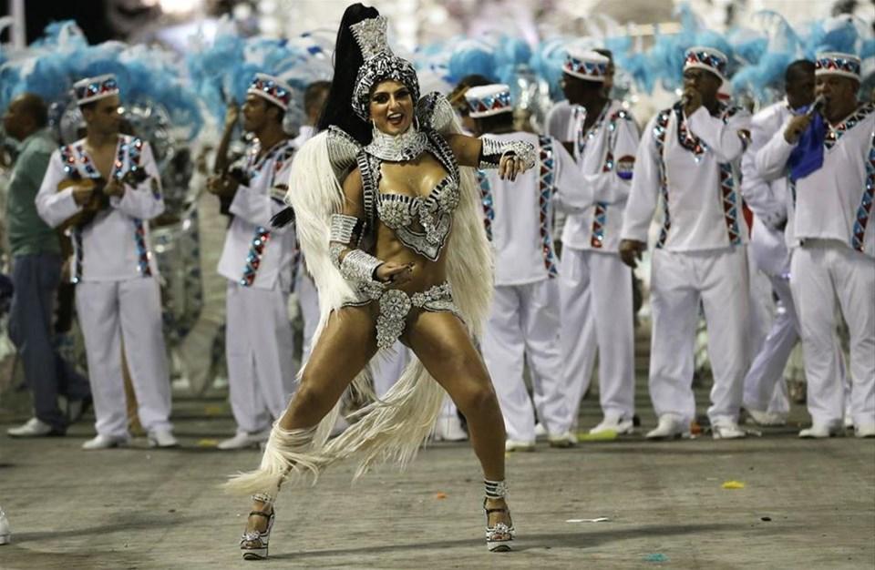 Rio'da karnaval coşkusu devam ediyor
