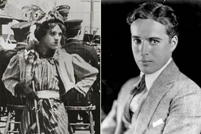 Charlie Chaplin - A Busy Day (1914)