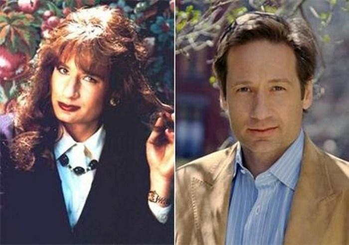 David Duchovny- Twin Peaks (1990-1991)