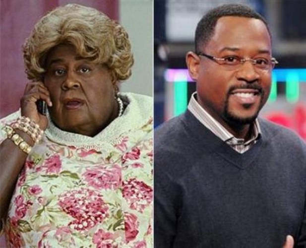 Martin Lawrence - Big Momma's House (2000)
