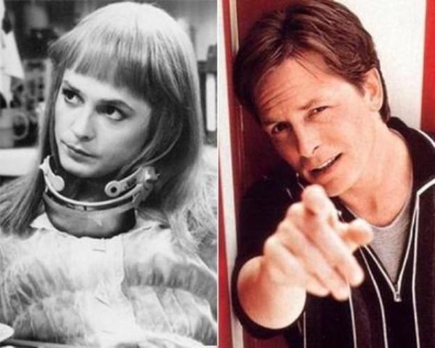 Michael J. Fox - Back to the Future Part II (1989)