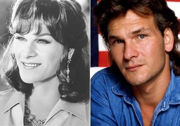 Patrick Swayze - To Wong Foo Thanks for Everything, Julie Newmar (1995)