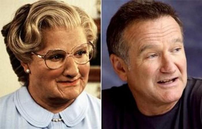 Robin Williams - Mrs. Doubtfire (1993)