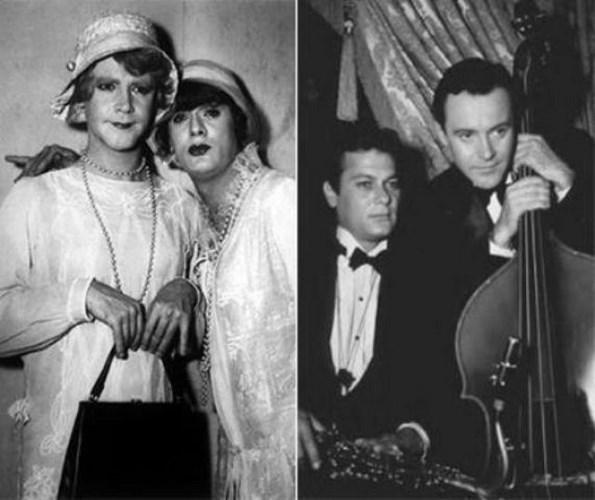Tony Curtis ve Jack Lemmon - Some Like It Hot (1959)