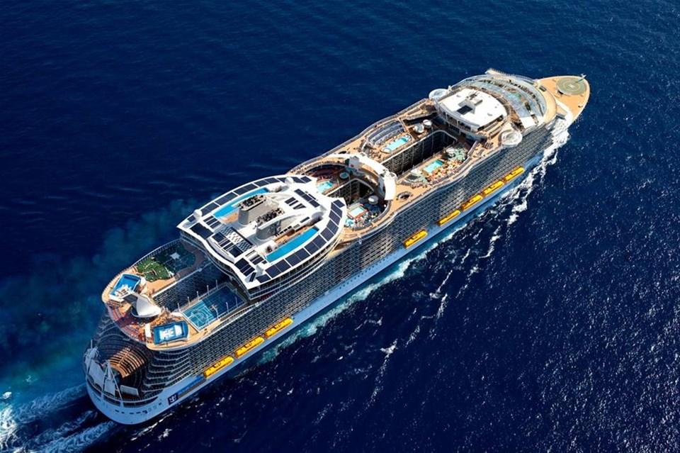 Rüya gemiyi Türk yolcuları anlatıyor