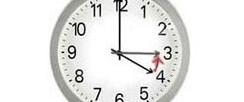 Saatler bu gece 1 saat geri alınıyor
