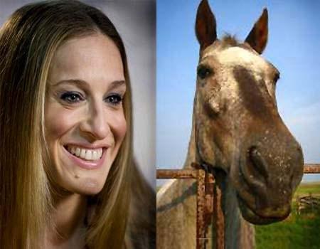 Sarah Jessica Parker neye benziyor?