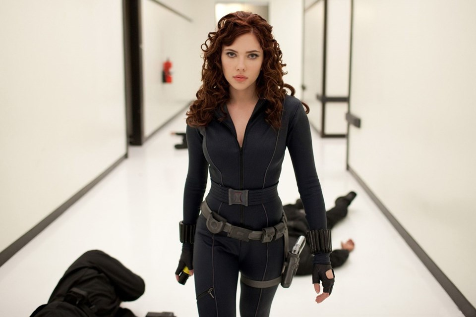 Hollywood, ABD, Scarlett Johansson, Black Widow, Kadın, Sanatçı, Iron Man, Film, Sinema, para