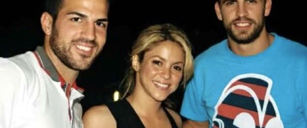 Shakira 'Barcelona'ya transfer oldu!