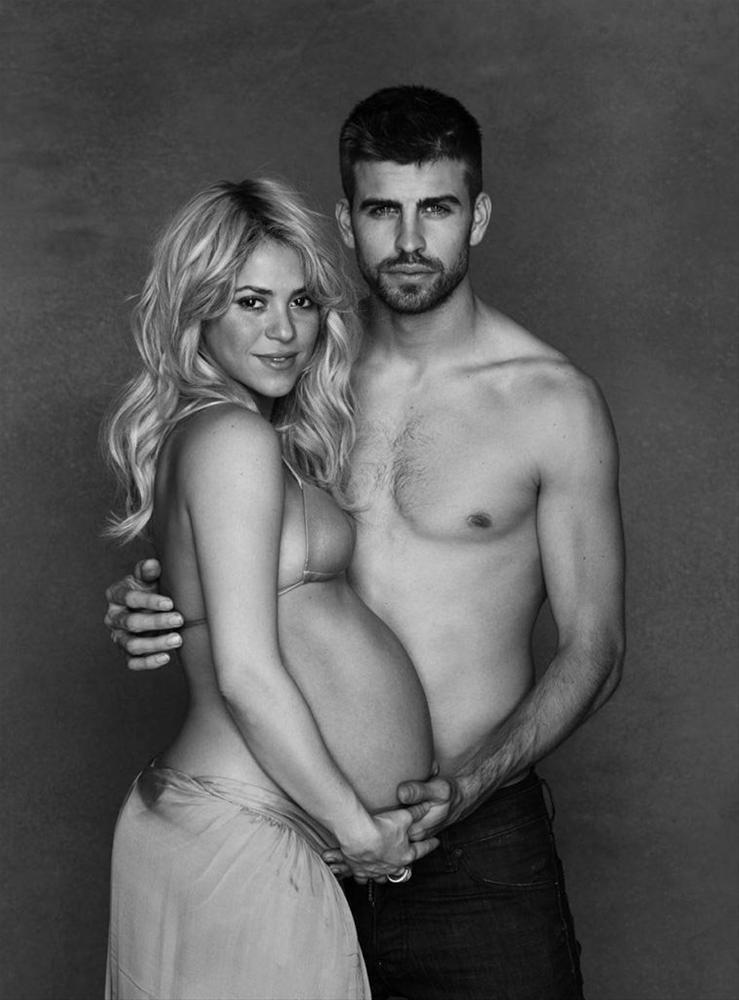 Shakira ve Pique çocuklar için