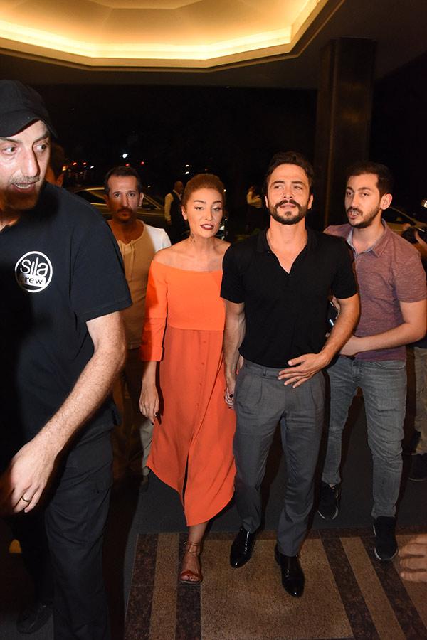 Sıla, Ahmet Kural, Sıla ile Ahmet Kural el ele