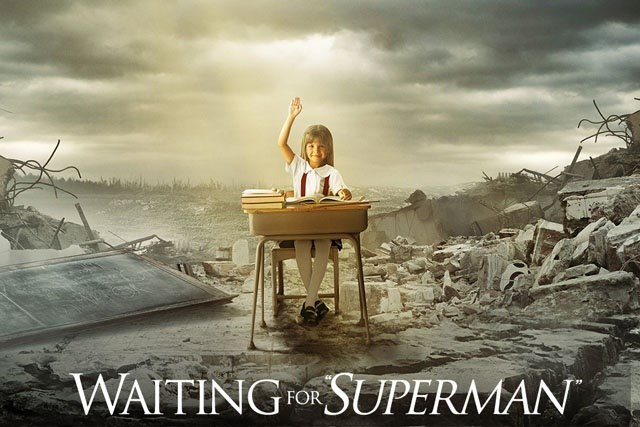 waiting for superman essay Education issues - waiting for superman 4 pages 965 words march 2015 saved essays save your essays here so you can locate them quickly.