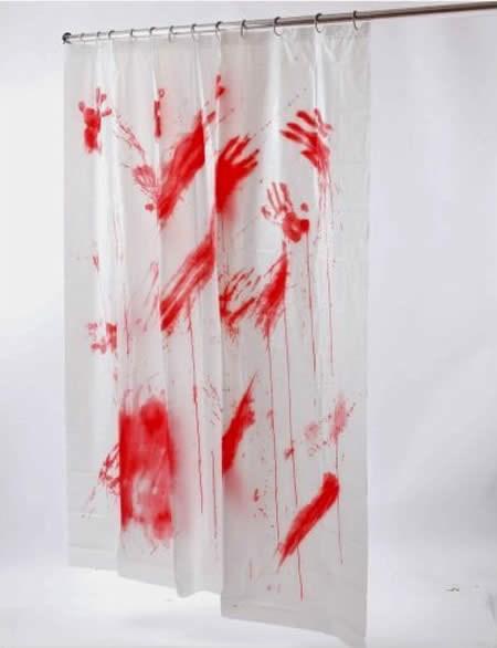 Sıradışı duş perdeleri