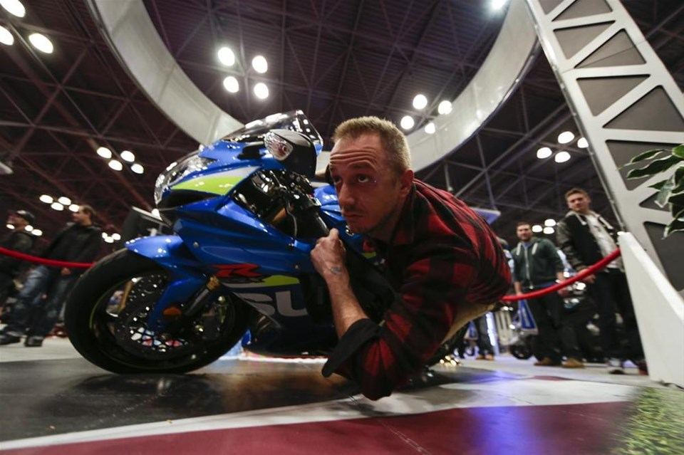 Son model motosikletler görücüye çıktı