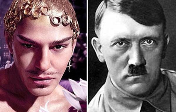 Dior'dan açıklama: Hitler adıyla anılmak çok sancılıydı