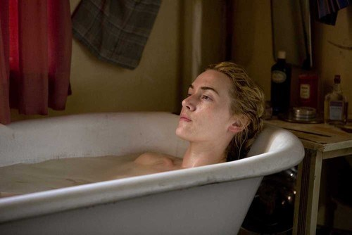 The Reader'da Kate Winslet