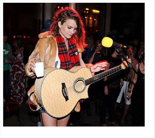 Sting'in müzisyen kızı: Coco Sumner