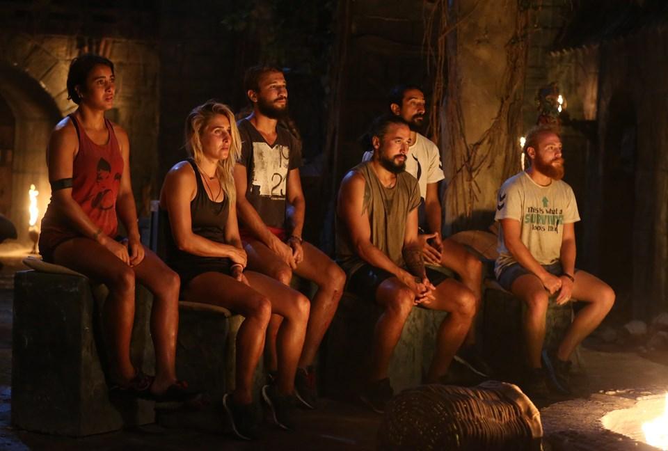Survivor, Survivor 2017, survivor konsey, eleme konseyi, ada konseyi, survivor son bölüm, survivor da kim elendi