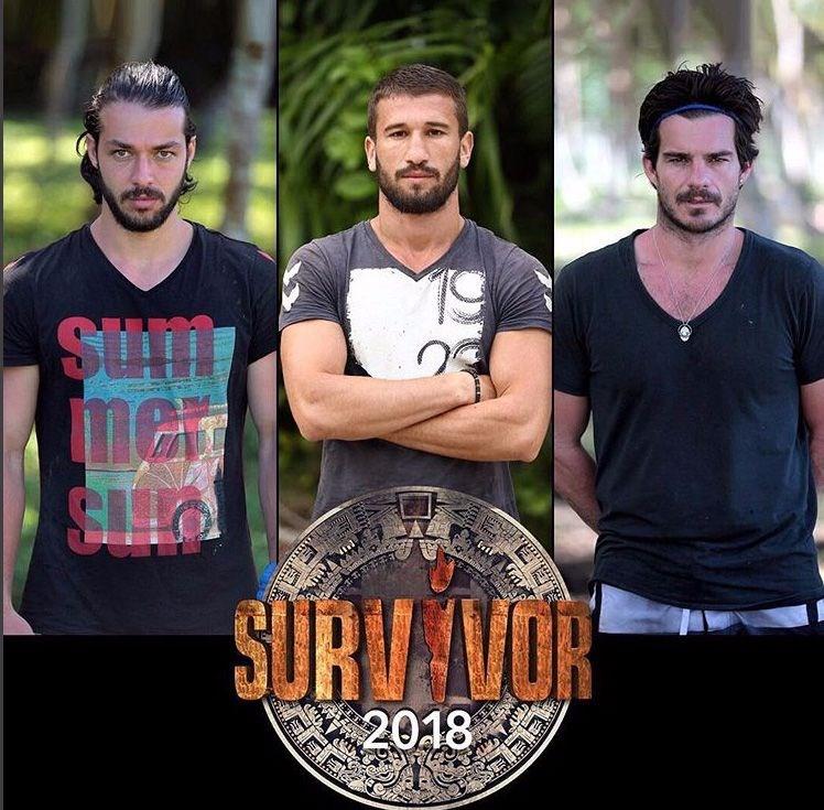Hilmi Cem İntepe, Adem Kılıççı, Hakan Hatipoğlu, Survivor, Survivor All Star, Merve Aydın