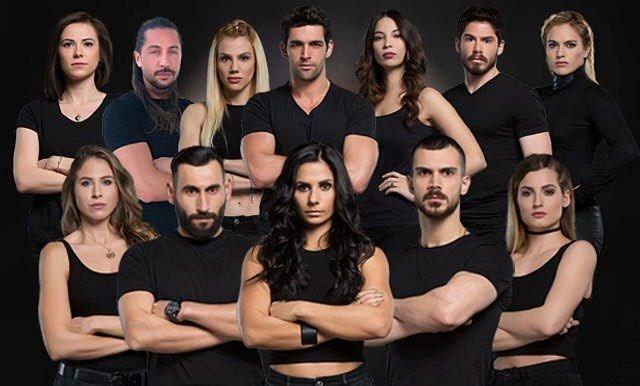 survivor 2018 all star, gönüllüler kadrosu, ünlüler kadrosu