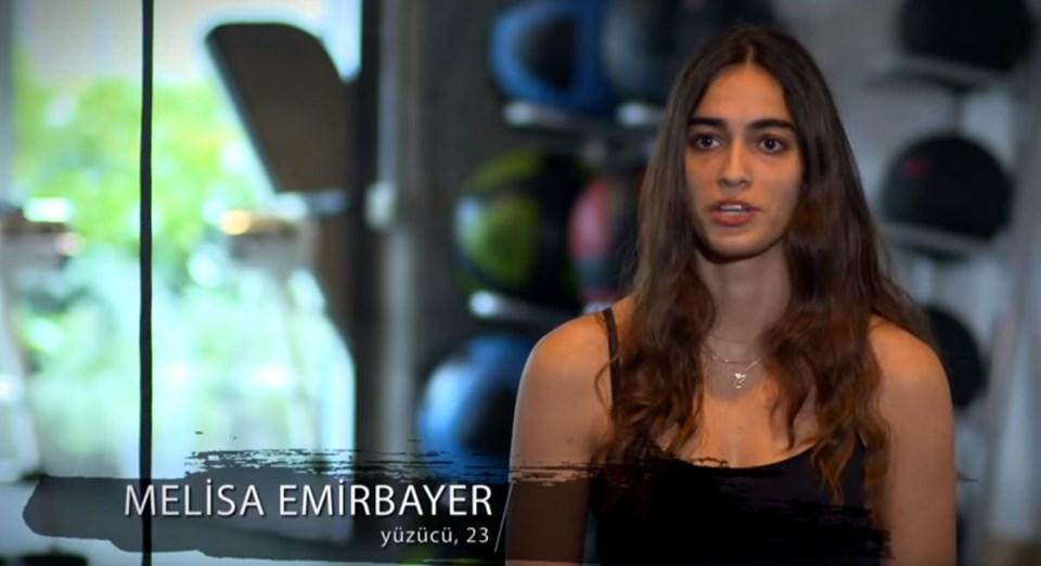 4- Survivor 2019 yarışmacısıMelisa Emirbayer