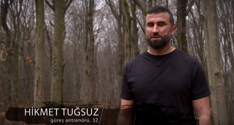 6- Survivor 2019 yarışmacısıHikmet Tuğsuz