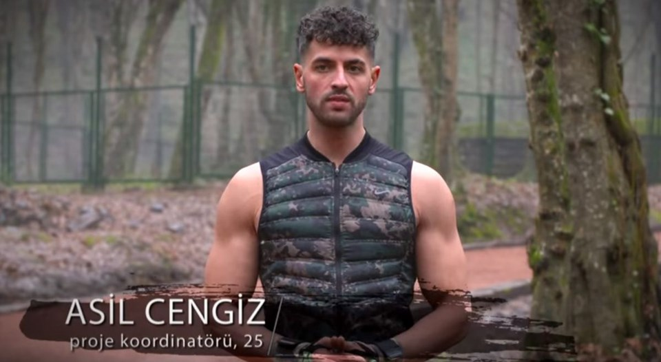 Survivors 2019 are the candidate competitor Asil Cengiz?
