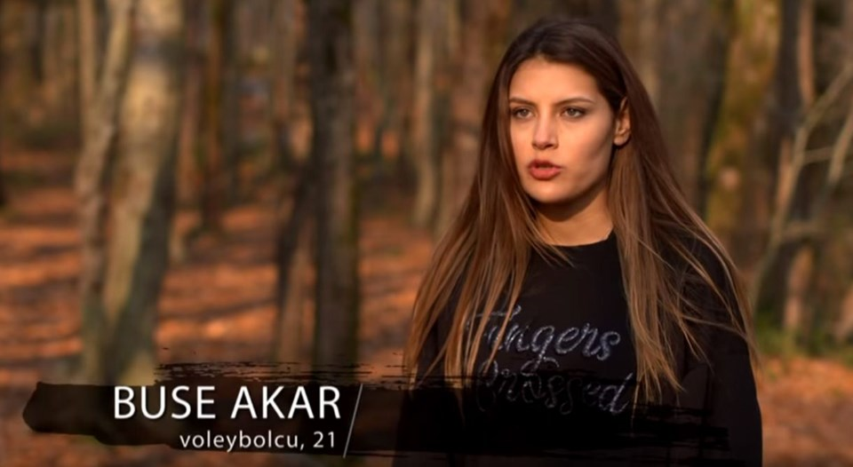 Survivors 2019 is the candidate competitor Buse Akar?