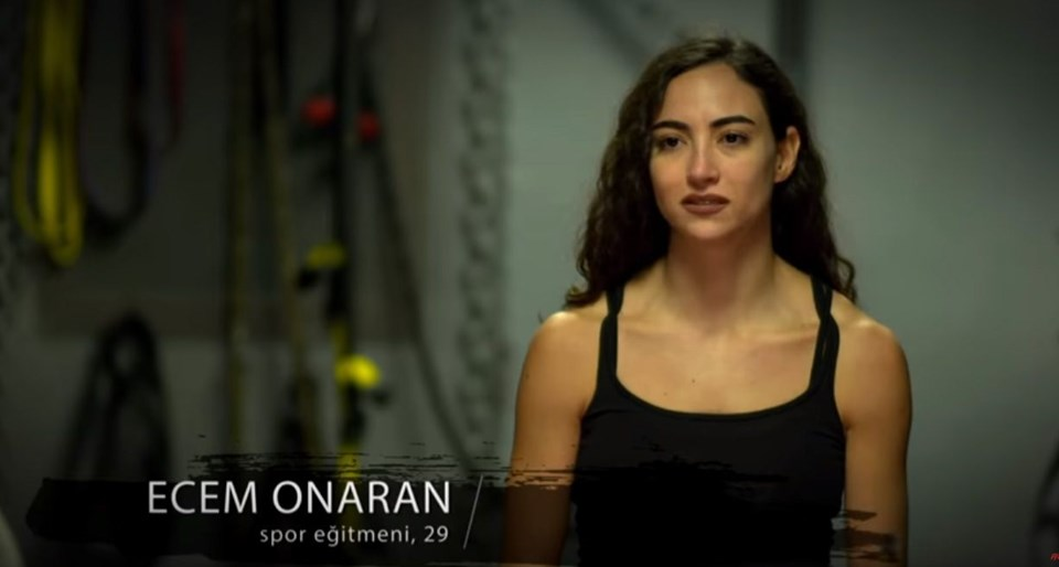 Who is Survivor 2019 candidate competitor Ecem Onaran?