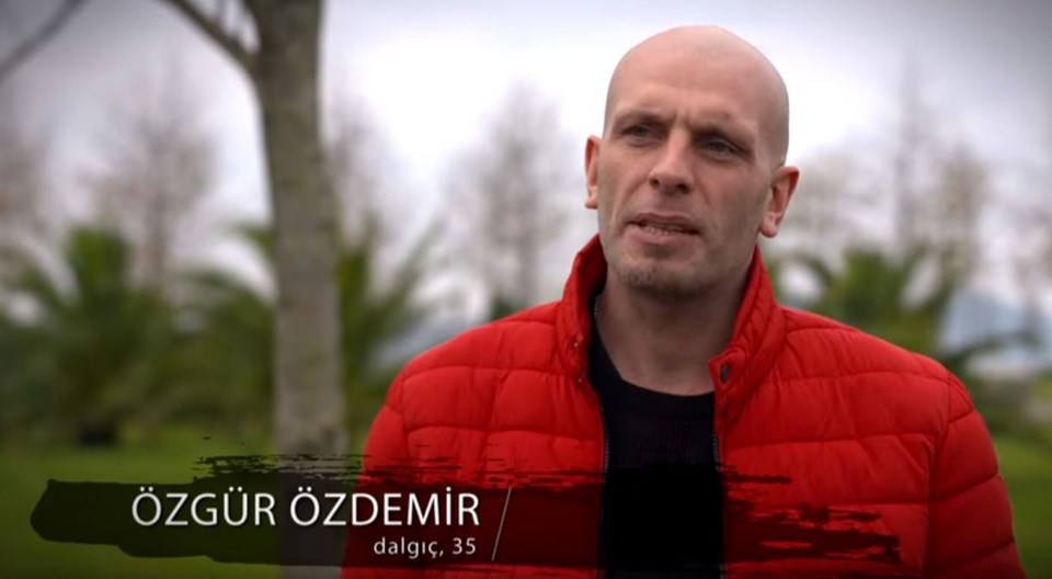 Survive 2019 candidate competitor Ozgur Ozdemir?